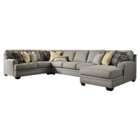 Cresson - Cresson 4-Piece Sectional with Chaise