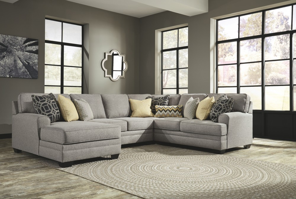 Cresson 4 Piece Sectional With Chaise 54907s2 16 34 56