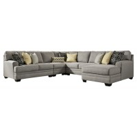 Cresson - Cresson 5-Piece Sectional with Chaise