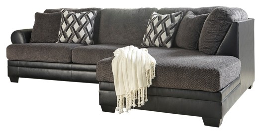 Kumasi - 2-Piece Sectional with Chaise
