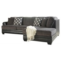 Kumasi - Kumasi 2-Piece Sectional with Chaise