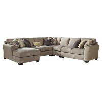 Pantomine 5-Piece Right-Facing Sectional