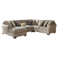 Pantomine - Pantomine 4-Piece Sectional with Chaise