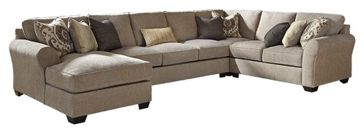Pantomine - 4-Peice Sectional with Chaise