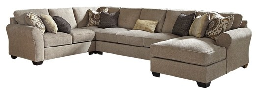 Pantomine 4 Piece Sectional With Chaise 39102s8 17 55