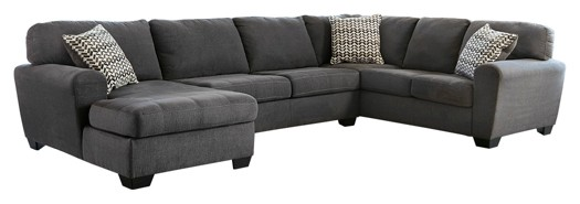 Sorenton - Sorenton 3-Piece Sectional with Chaise