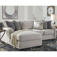 Dellara - Dellara 2-Piece Sectional with Chaise