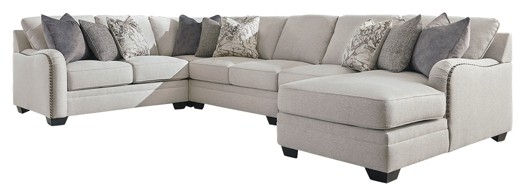 Tremendous Dellara Dellara 5 Piece Sectional With Chaise Caraccident5 Cool Chair Designs And Ideas Caraccident5Info