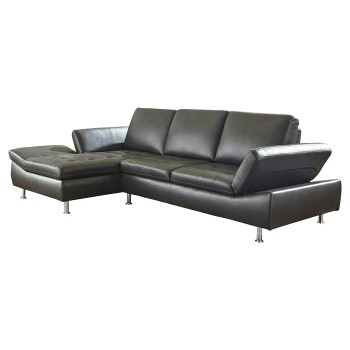 Carrnew - Carrnew 2-Piece Sectional with Chaise