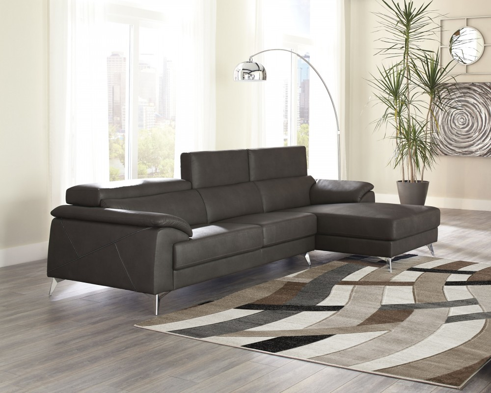 Tindell 2 Piece Sectional With Chaise 37303s2 17 55