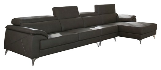 Tindell - Tindell 3-Piece Sectional with Chaise