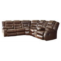 Walgast 2-Piece Reclining Sectional