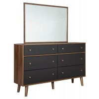Daneston Dresser and Mirror