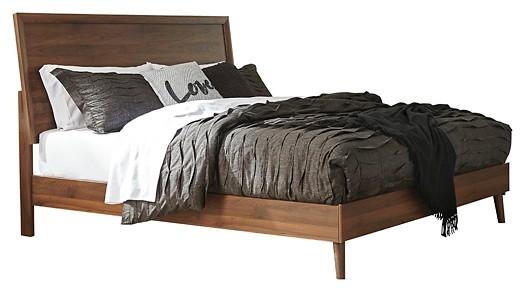 Daneston King Panel Bed