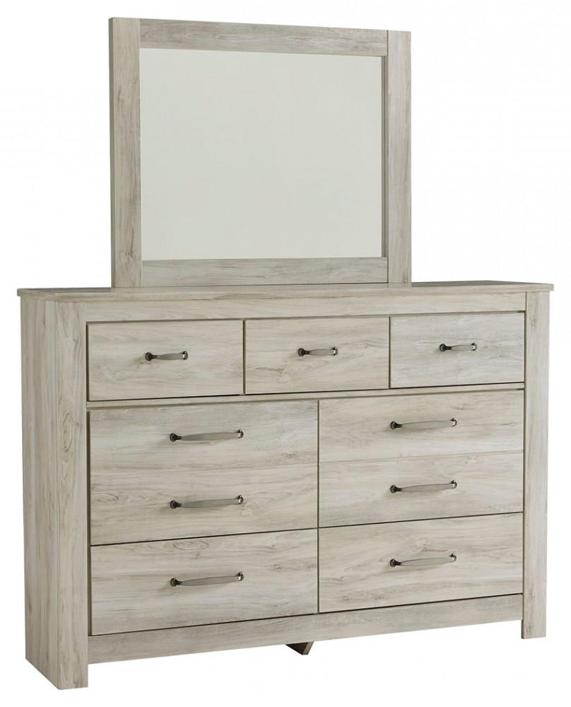 Bellaby - Dresser and Mirror