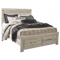 Bellaby - Bellaby Queen Platform Bed with Storage