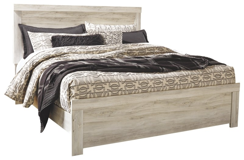 Bellaby - King Panel Bed