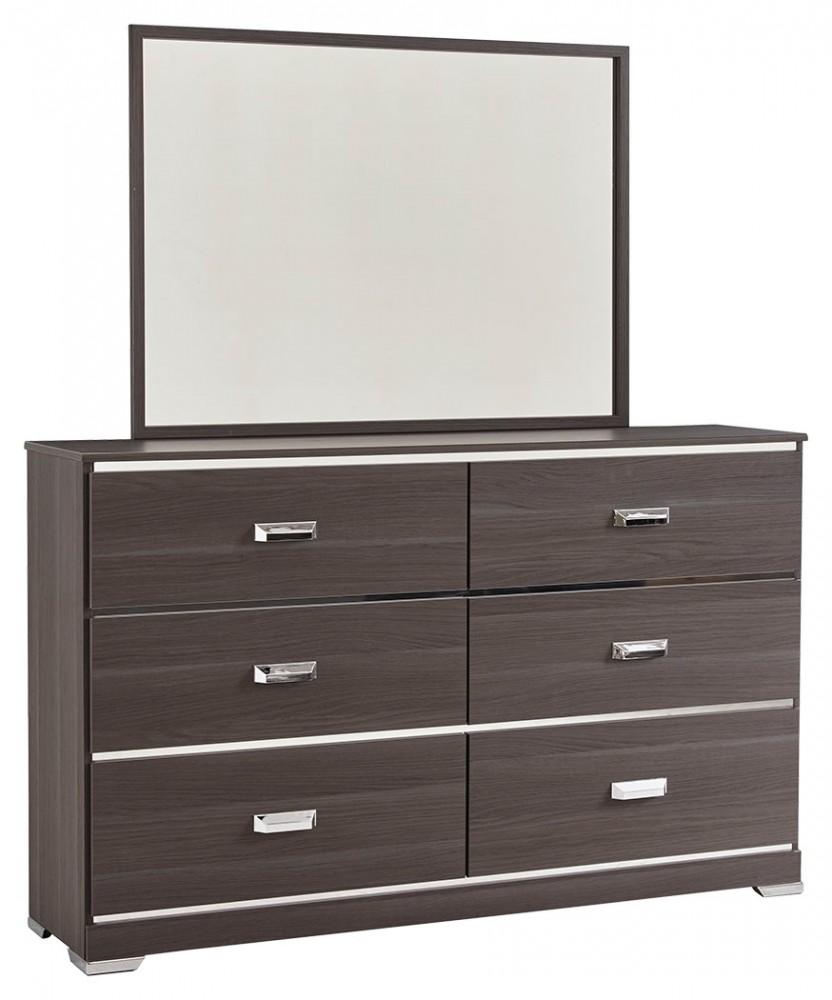 Annikus Dresser and Mirror