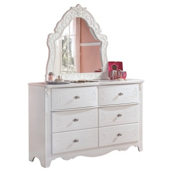 Exquisite - Dresser and Mirror