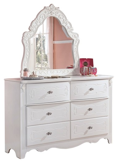 Exquisite - Exquisite Dresser and Mirror