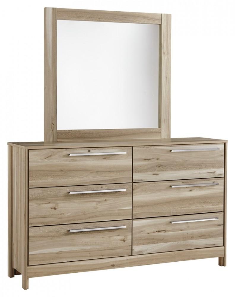 Kianni Dresser and Mirror