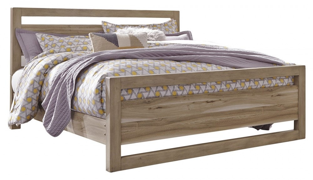 Kianni Queen Panel Bed
