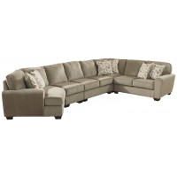Patola Park - 5-Piece Sectional with Cuddler