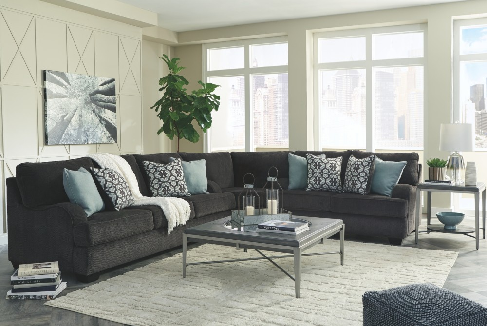 Charenton - Charenton 3-Piece Sectional