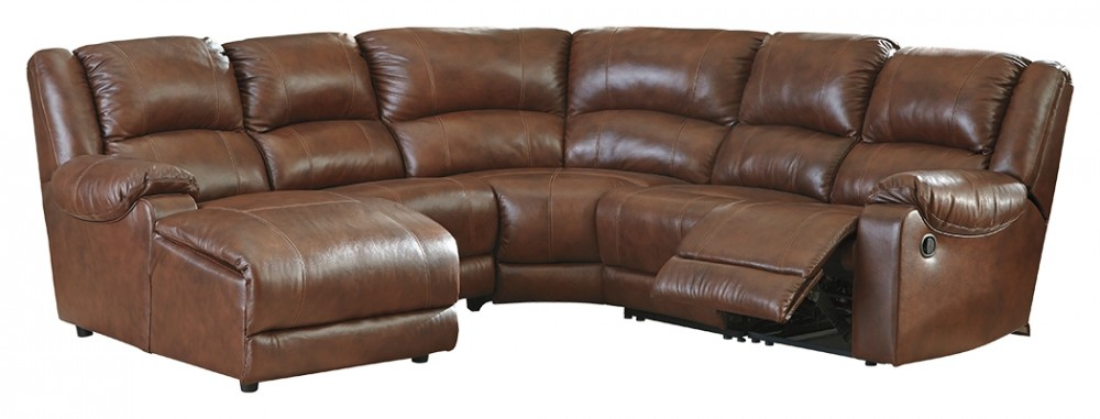 Billwedge 5 Piece Reclining Sectional With Chaise 19402s11 1940216