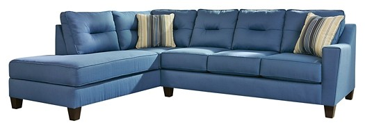 Kirwin Nuvella� - 2-Piece Sectional with Chaise