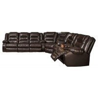 Vacherie - 3-Piece Reclining Sectional