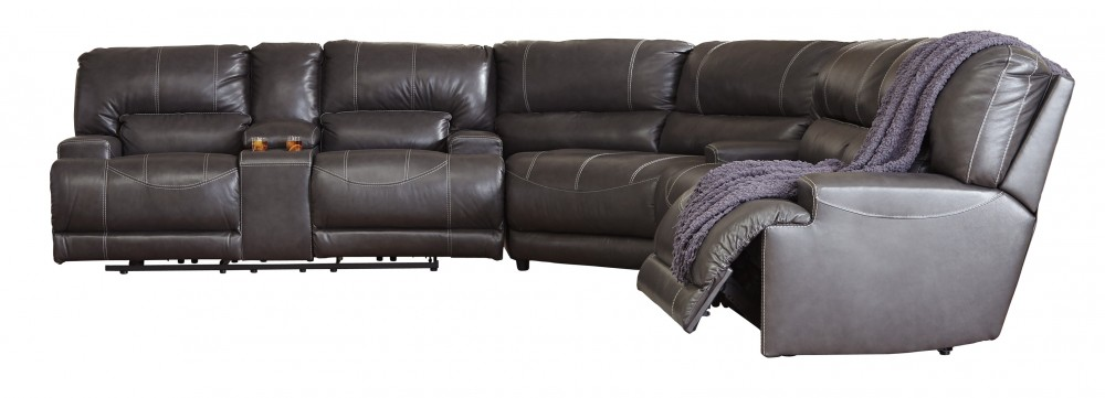 McCaskill - McCaskill 3-Piece Reclining Sectional