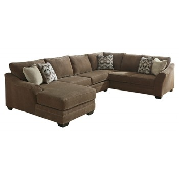 Justyna - 3-Piece Sectional with Chaise