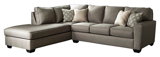 Magnificent Calicho Calicho 2 Piece Sectional With Chaise Short Links Chair Design For Home Short Linksinfo