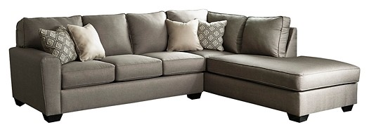 Calicho - 2-Piece Sectional with Chaise