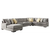 Fallsworth 4-Piece Sectional with Chaise