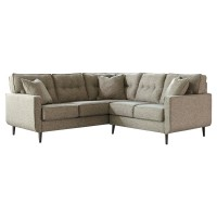 Dahra 2-Piece Sectional with Chaise