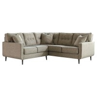 Dahra 2-Piece Sectional