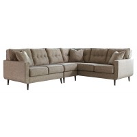 Dahra 3-Piece Sectional