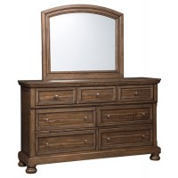 Flynnter - Flynnter Dresser and Mirror