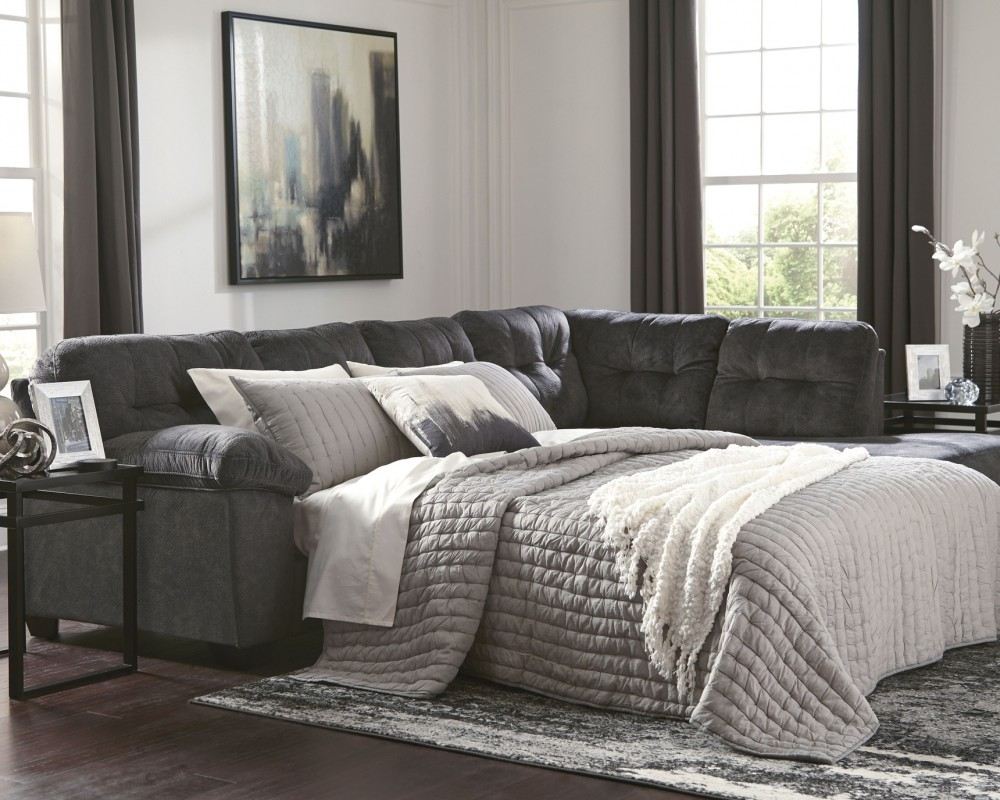 Accrington Accrington 2 Piece Sectional With Chaise And
