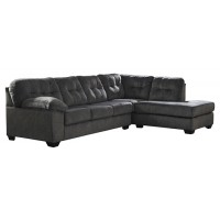 Accrington - 2-Piece Sleeper Sectional with Chaise