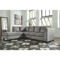 Belcastel 2-Piece Sectional with Chaise