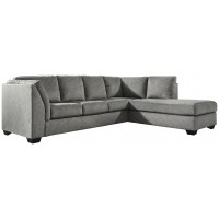 Belcastel - 2-Piece Sectional with Chaise and Sleeper