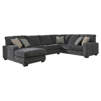 Tracling - 3-Piece Sectional with Chaise