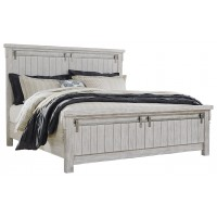 Brashland Queen Panel Bed