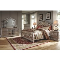 Birlanny Queen Panel Bed