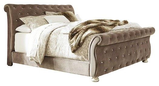 Cassimore - Cassimore King Upholstered Bed