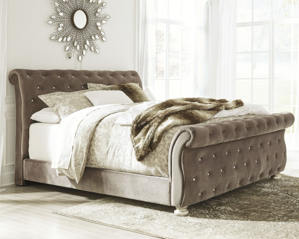 Cassimore - Cassimore California King Upholstered Bed