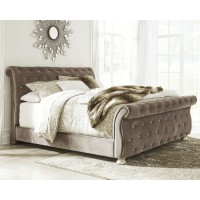 Cassimore - Cassimore California King Upholstered Bed